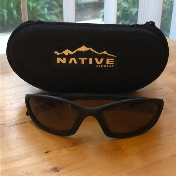 Native Other - Native Sport Sunglasses - Silencer in Asphalt